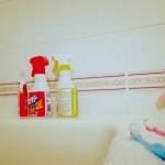 【カビも落とせる万能選手!】ミョウバン水でお風呂をきれいに掃除!