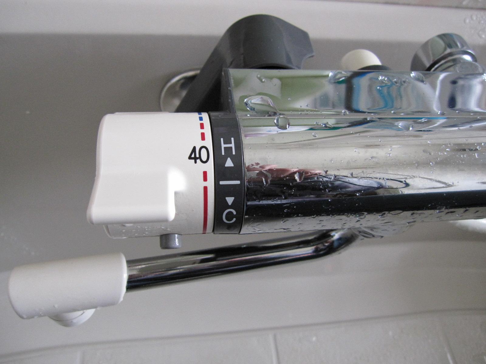 出典:シャワー混合栓の温度設定!(家庭環境)-水道屋は活きている!復興までひと休み!