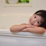 【楽しいお風呂タイムに!】子供が嫌がらない髪の洗い方〜シャワー編〜