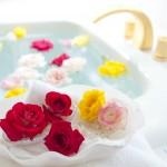 [お得なやり方解説]女の子の憧れのバラ風呂を何度でも楽しむ方法!!