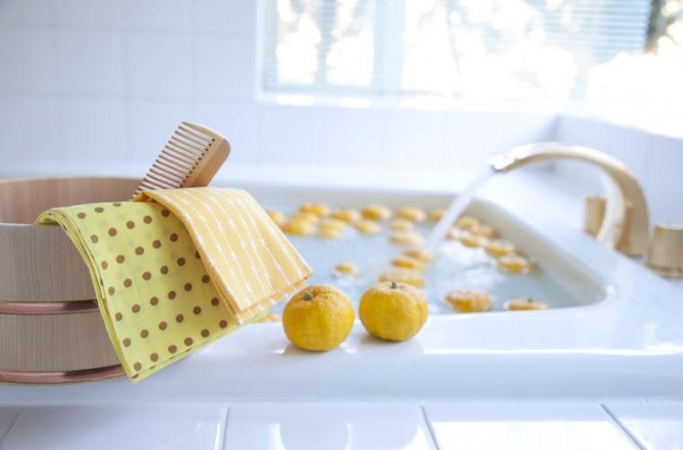 やり方 柚子 風呂
