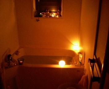 理想の闇風呂