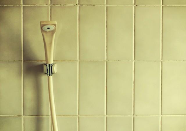 生活感のある風呂場2