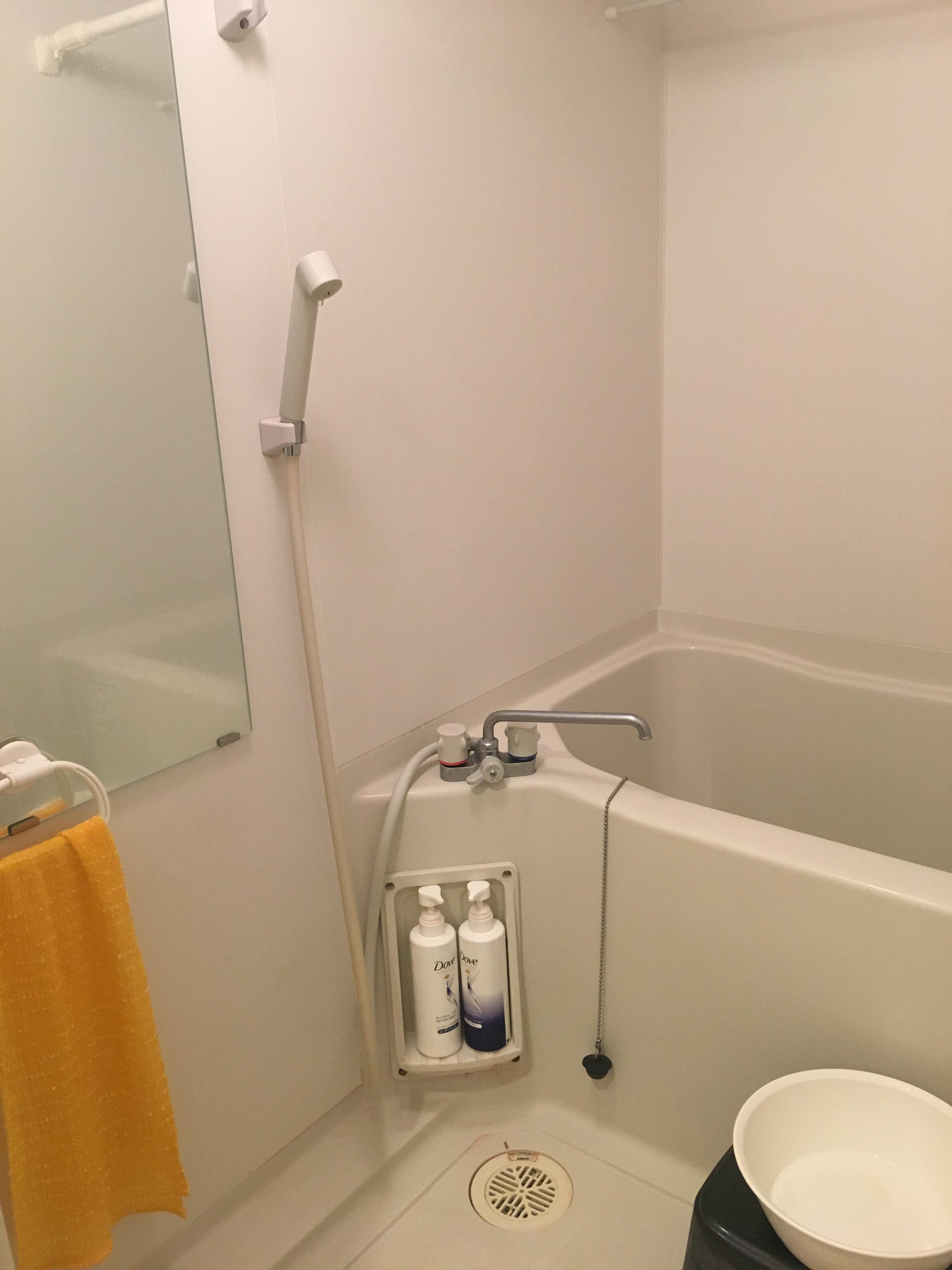 野原さん家のお風呂