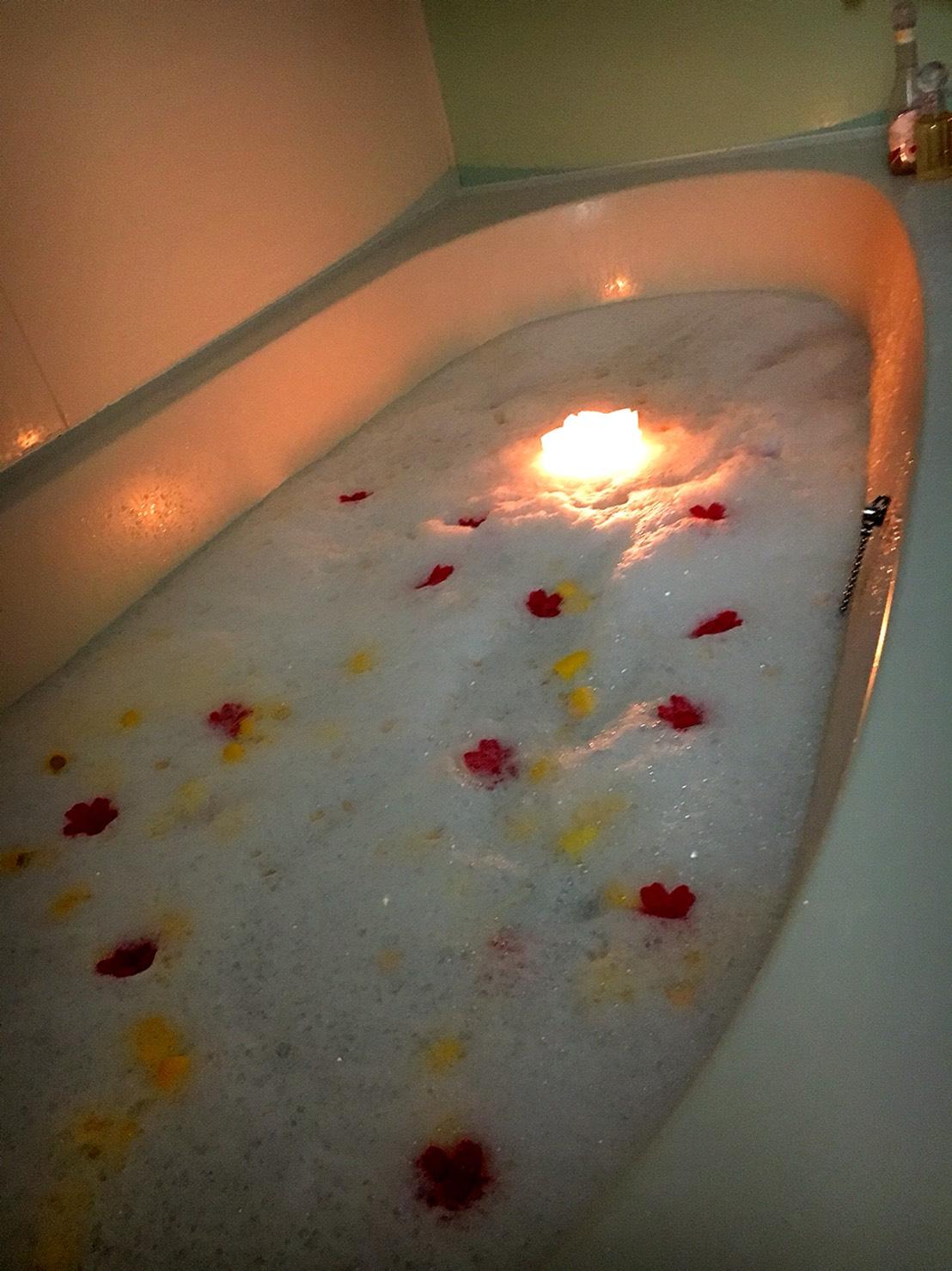 相宮さん家のお風呂