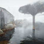せっかくなら景色も楽しみたい!雪見風呂が楽しめる温泉3選