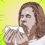 鼻水、くしゃみはもう嫌だ!お風呂でできる簡単な花粉症対策があった!