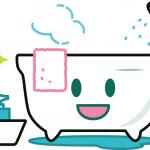 【入浴とお風呂掃除が同時に?】重曹風呂でカラダもお風呂もピカピカになれる!?