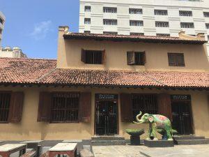 SPA CEYLON STORE, Dutch Hospital, COLOMBO, Sri Lanka