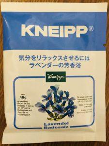 KNEIPP表面