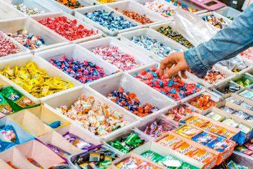 様々な菓子