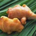 10月の季節湯。生姜パワーでポカポカ風邪予防。