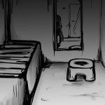 「風呂の鏡」
