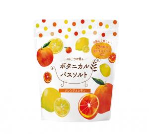 オレンジ&レモンの香り バスソルト