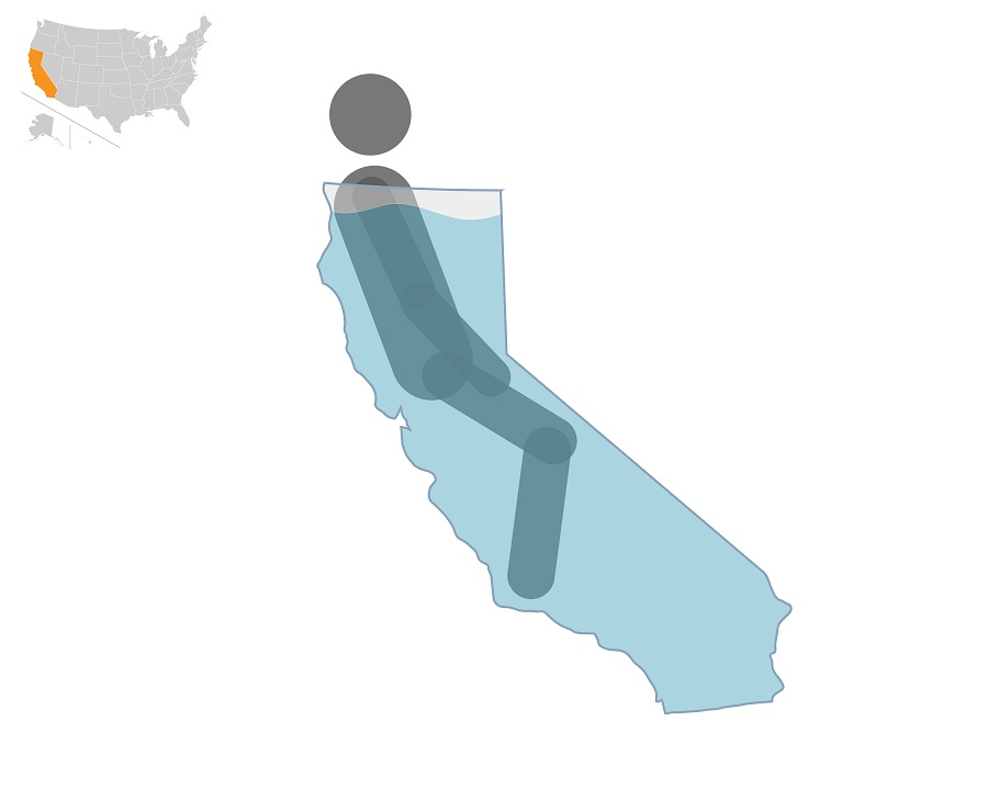 カリフォルニア州